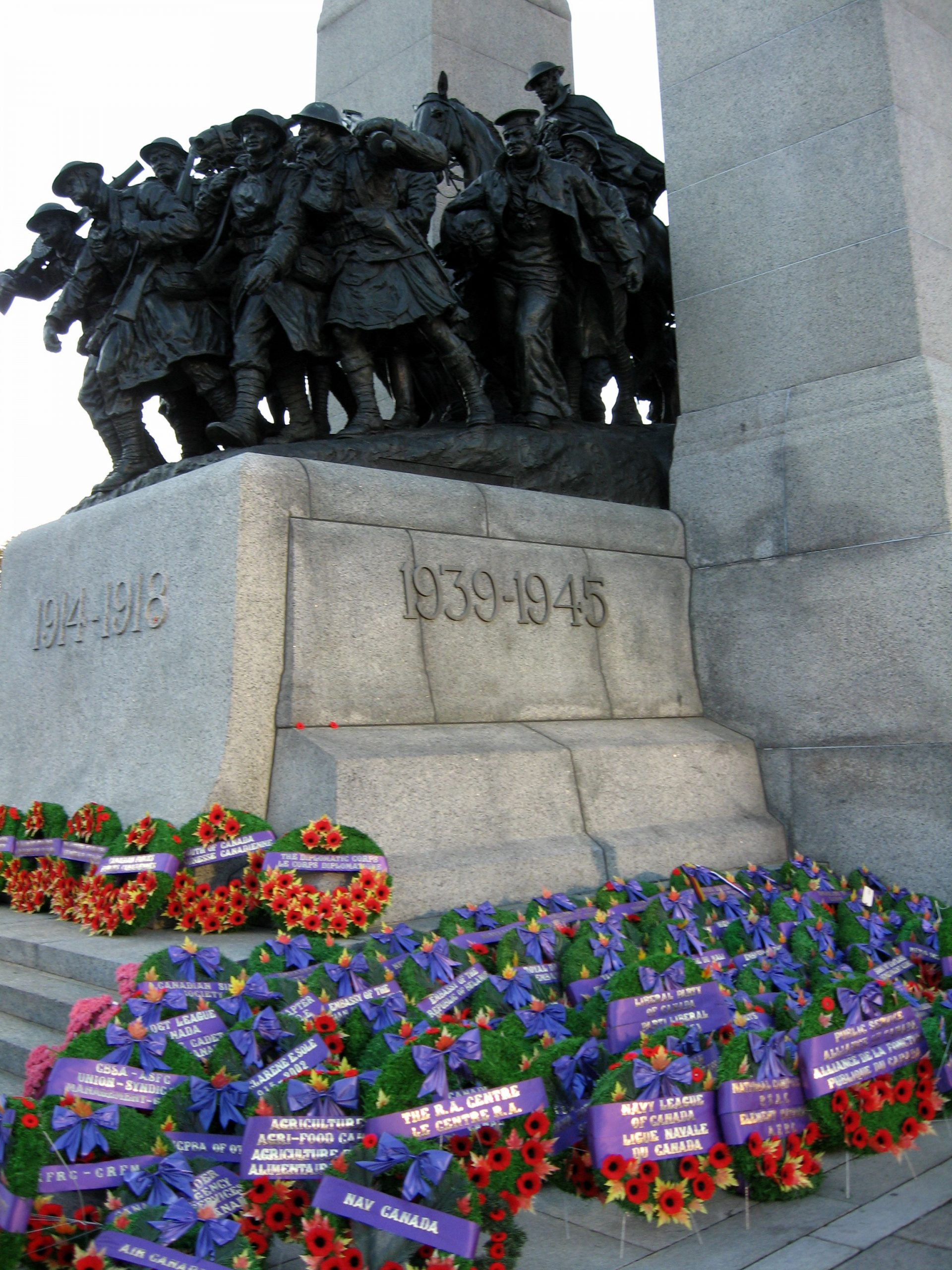 celebrates the remembrance day and so does chaparral