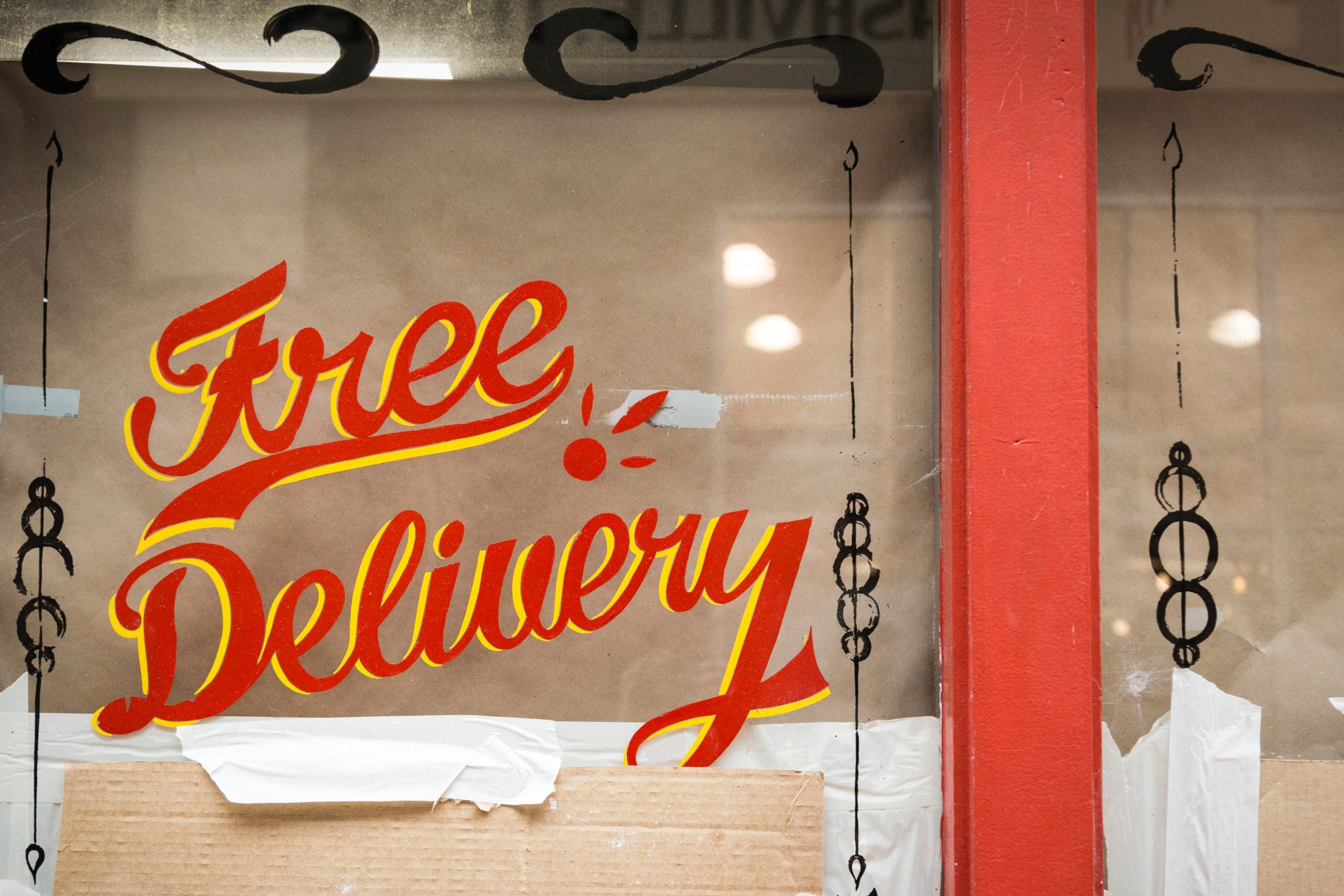 Free delivery at Chaparral Pharmacy