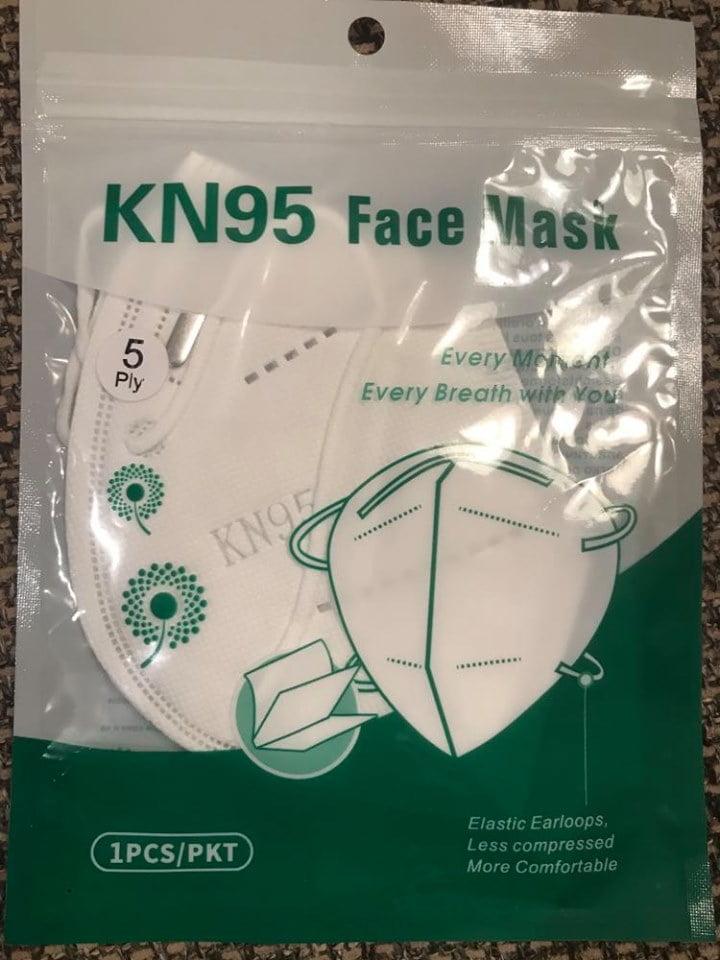KN95 Face Mask - Chaparral Pharmacy - Remedy'sRx